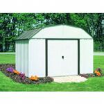 Arrow Concord 10 × 14 Storage Shed