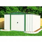 Arrow Hamlet 10 × 8 Standard Storage Shed
