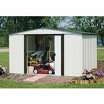 Arrow Newburgh 8 × 6 Storage Shed