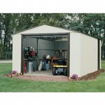 Arrow Vinyl Murryhill 12 × 24 Storage Shed VT1224
