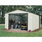 Arrow Vinyl Murryhill 12 × 31 Storage Shed VT1231