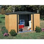 Arrow Woodlake 10 × 8 Storage Shed WL108