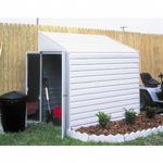Arrow Yardsaver 4 × 10 Storage Shed