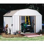 Arrow Yorktown 10 × 14 Storage Shed YT1014