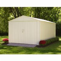 Arrow Commander 10 × 25 Standard Storage Shed CHD1025