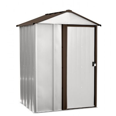 Arrow Newburgh 5 ft. x 4 ft. Steel Storage Shed NW54