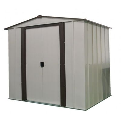 Arrow Newburgh 6 ft. x 5 ft. Steel Storage Shed NW65
