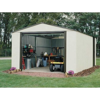 Arrow Vinyl Murryhill 12 x 10 Storage Shed VT1210