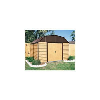 Arrow Woodhaven 10 x 14 Storage Shed WH1014
