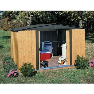 Arrow Woodlake 10 x 8 Storage Shed WL108