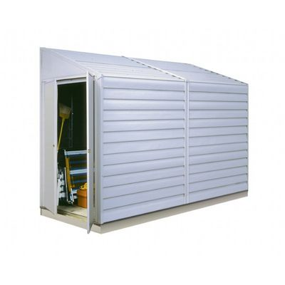Arrow Yardsaver 4 ft. x 10 ft. Steel Storage Shed YS410-A