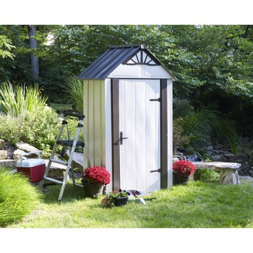 Arrow Designer 4 × 2 Metro Shed DSM42
