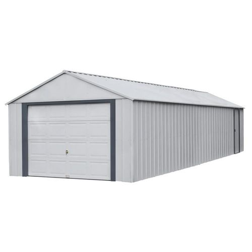 Arrow Vinyl Murryhill 12 × 31 Storage Shed BGR1231FG