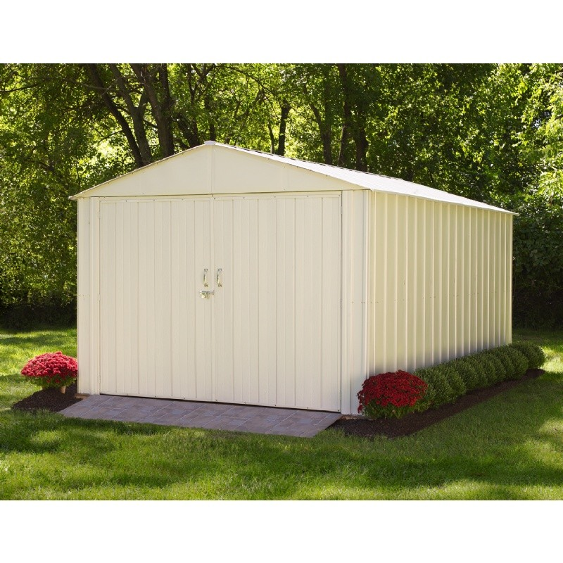 Home & Garden: Outdoor Sheds: Arrow Commander 10 × 15 Standard Storage Shed