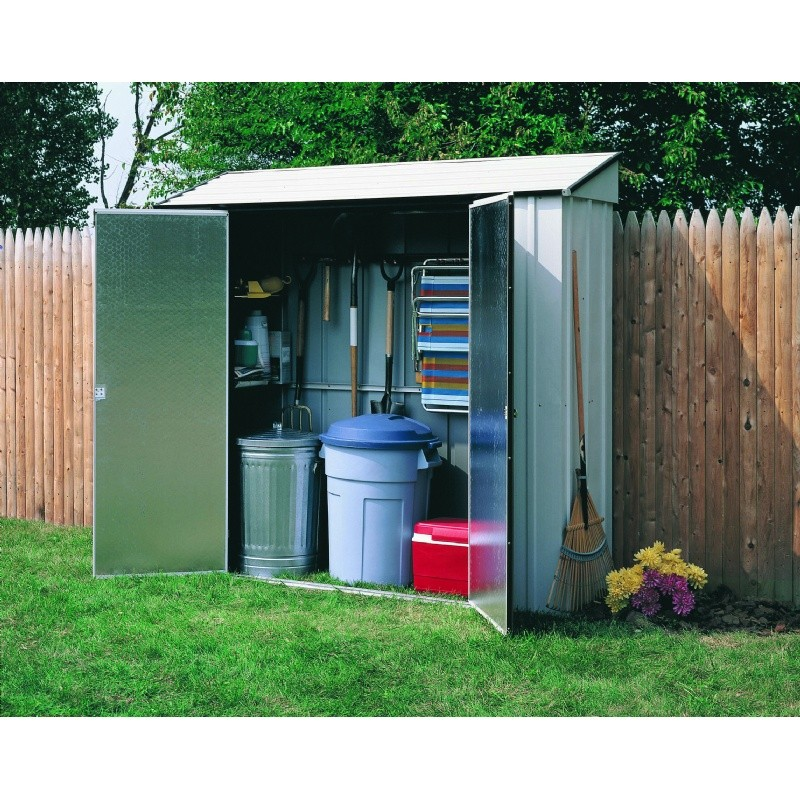 Home & Garden: Outdoor Sheds: Arrow Economical 7 × 2 Standard Storage Locker