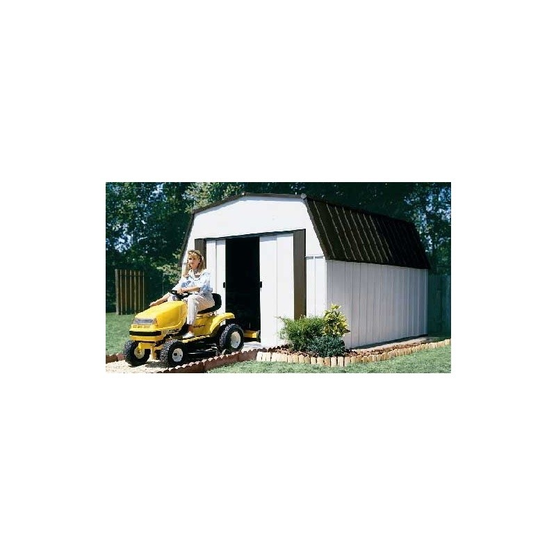 Home & Garden: Outdoor Sheds: Arrow Estator 10 × 9 Standard Storage Shed