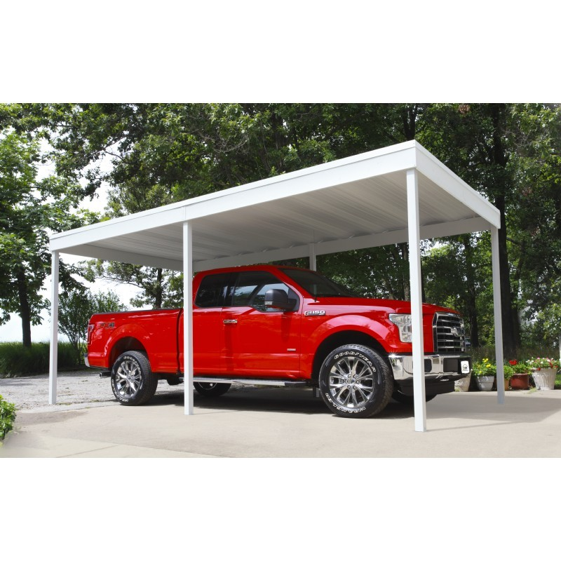Home & Garden: Outdoor Sheds: Arrow Freestanding Patio Cover/Carport 10' × 20'