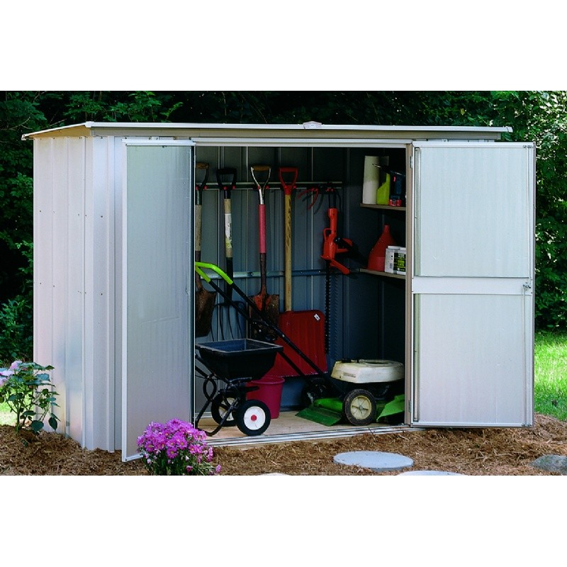 Home & Garden: Outdoor Sheds: Arrow Garden 8 × 3 Standard Shed