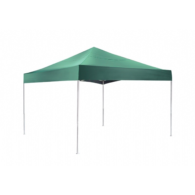 12x12 St Pop Up Canopy Green Cover Black Roller Bag