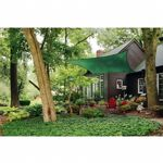 Square Shade Sail - Evergreen 230 gsm 12 ft. 25726