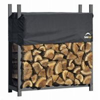 Ultra Duty Firewood Rack w/Cover 4 ft. 90474