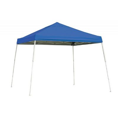 10x10 SL Pop-up Canopy, Blue Cover, Blue Roller Bag 22576