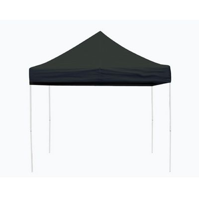 10x10 ST Pop-up Canopy, Black Cover, Black Roller Bag 22585
