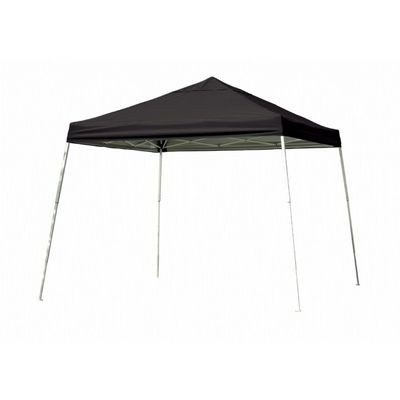 12 x 12 SL Pop-up Canopy, Black Cover, Black Roller Bag 22547