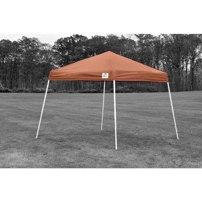12 x 12 SL Pop-up Canopy, Terracotta Cover, Black Roller Bag 22741