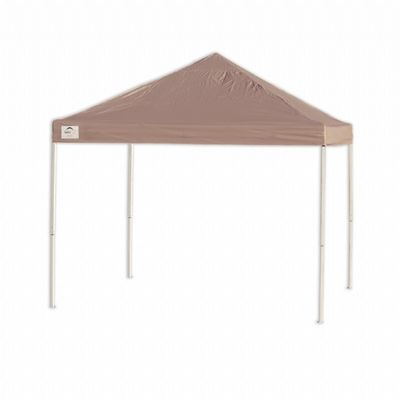 12x12 ST Pop-up Canopy, Desert Bronze Cover, Black Roller Bag 22542