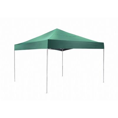 12x12 ST Pop-up Canopy, Green Cover, Black Roller Bag 22587