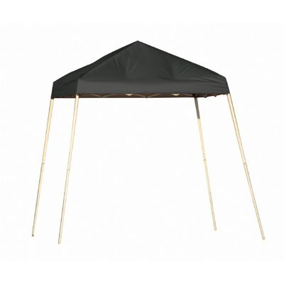 8x8 SL Pop-up Canopy, Black Cover, Carry Bag 22573