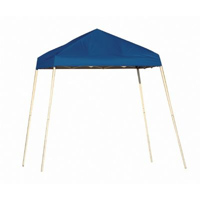 8x8 SL Pop-up Canopy, Blue Cover, Carry Bag 22568