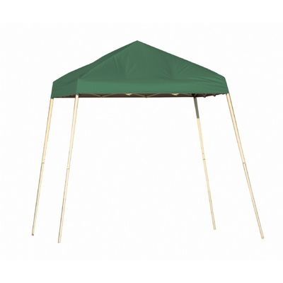8x8 SL Pop-up Canopy, Green Cover, Carry Bag 22572