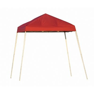 8x8 SL Pop-up Canopy, Red Cover, Carry Bag 22578