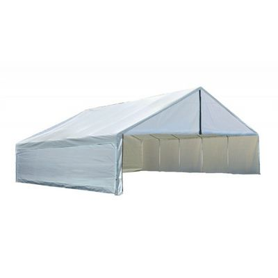 Enclosure Kit for the White Canopy 18 x 40 ft. 26180