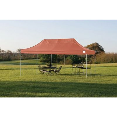 Pop-Up Canopy HD - Straight Leg 10 x 20 ft. Terracotta Cover 22740