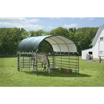 Premium Powdercoat Corral Shelter SLCSG