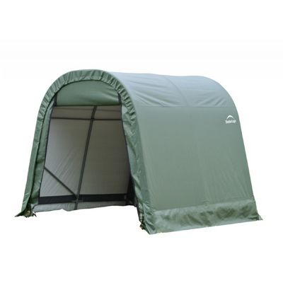 ShelterCoat Round Green STD 10 x 8 x 8 ft. 77804