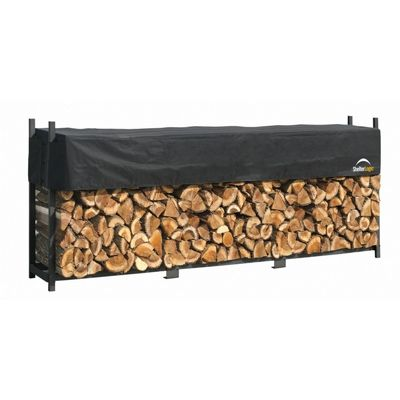 Ultra Duty Firewood Rack w/Cover 12 ft. 90476