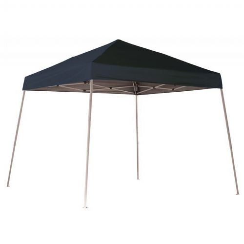 10x10 SL Pop-up Canopy, Black Cover, Black Roller Bag 22575