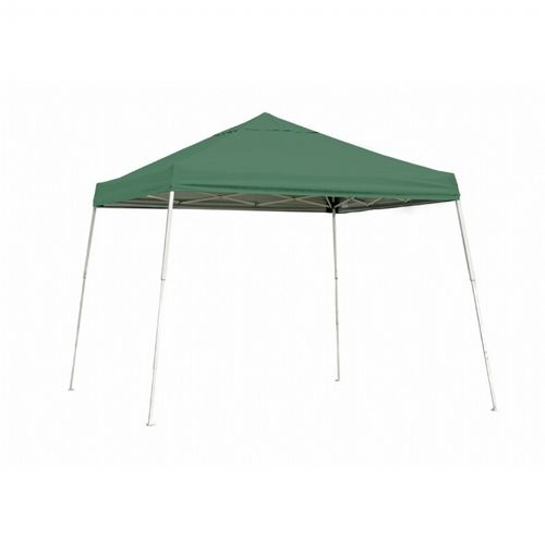 10x10 SL Pop-up Canopy, Green Cover, Black Roller Bag 22557