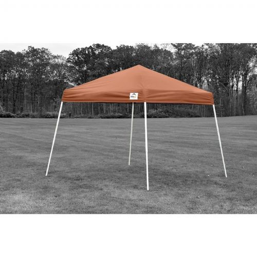 12 × 12 SL Pop-up Canopy, Terracotta Cover, Black Roller Bag 22741