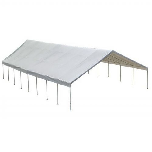 "30x50 Canopy, 2-3/8"" Frame, White Cover 27774"
