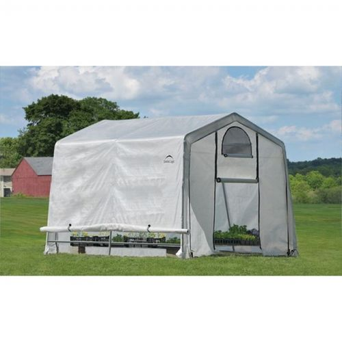 Peak Style Grow It Greenhouse 10 × 10 × 8 70656