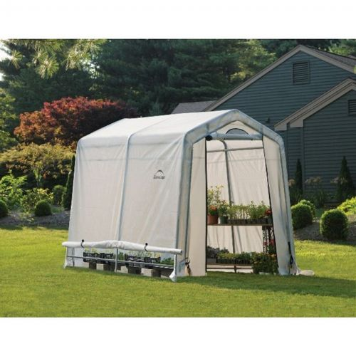 "Peak Style Grow It Greenhouse 6 × 8 × 6'6"" 70652"