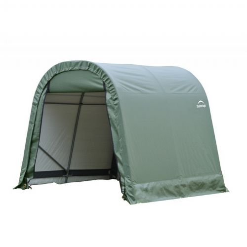 ShelterCoat Round Green STD 10 × 8 × 8 ft. 77804