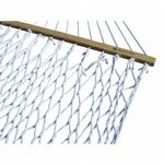 "Polyester Rope Hammock 60"" - Double (White) POLY20"