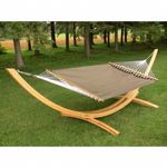 Poolside Hammock - Double (Sienna) POOL26