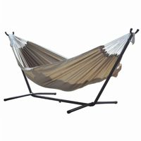 Vivere's Combo - Sunbrella® Sand Hammock with Stand (9ft) C9SUNS